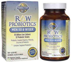 Garden Of Life Raw Probiotics Men Best Probiotics Info
