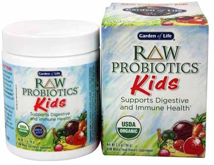 Garden of life probiotics reviews primal defense ultra colon ultimate care women kids side for Garden of life raw probiotics kids