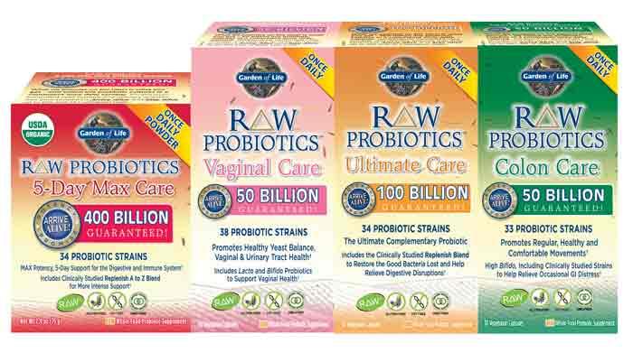 Garden Of Life Probiotics Reviews Primal Defense Ultra